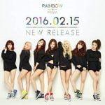 RAINBOW、ニューアルバムの予告イメージ公開