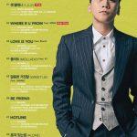 BIGBANGのV.I、1stフルアルバムのトラックリスト公開
