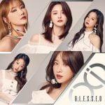 EXID、日本2ndアルバム「B.L.E.S.S.E.D」8月19日に発売決定!最新ビジュアルも公開!