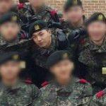 BIGBANGのSOL、入隊中の近況写真が公開!軍服を着た凛々しい姿