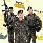 BIGBANGのSOL&D-LITEが参加 「第16回地上軍フェスティバル」10月5日~9日