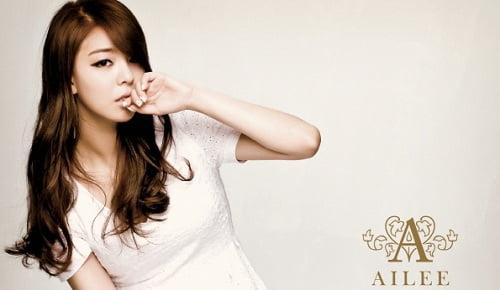 Ailee プロフィール