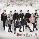 Apeace 12月23日にニューシングル「Shake it up! -Hot Lips-」発売決定!