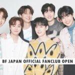 BOYFRIENDのメンバーが再集結!グループ名「BF」として日本公式ファンクラブをオープン