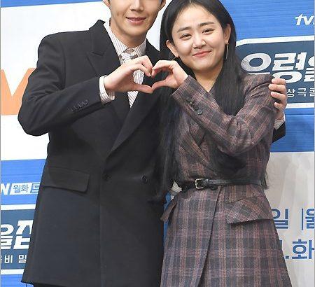 tvNTV月火ドラマ「幽霊をつかまえろ」制作発表会