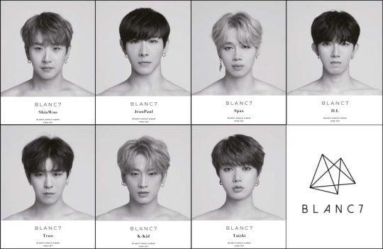 BLANC7 3rdアルバム「TAKE OFF」コンセプト写真を公開