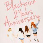 BLACKPINK、デビュー2周年!お祝いポスター公開!