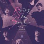 防弾少年団 映画「Bring The Soul:The Movie」が8月7日に公開決定