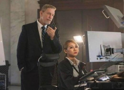 元2NE1のCL、ハリウッドデビュー映画「Mile 22」で情報エージェントのクイーンに変身
