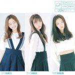 SISTARの妹グループ「宇宙少女」、ソンイ&ウンソ&ヨルムを公開