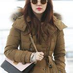 ユン・ウネ、空港ファッション