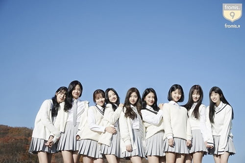 fromis_9 プロフィール