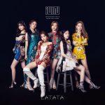 (G)I-DLE 日本デビューアルバム「Latata」ジャケット写真公開