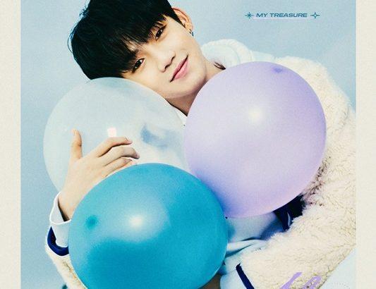 TREASURE タイトル曲「MY TREASURE」リリックポスターを公開