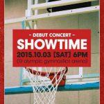 iKON、型破りなデビュー!オリンピック体操競技場でショーケースイベント開催!