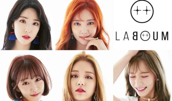 LABOUM、日本デビュー!1stシングル「Hwi hwi」11月7日(水)発売