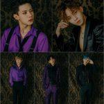 新人ボーイズグループD1CE デビューアルバムの予告イメージを公開