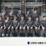 イ・ミンホ、訓練所での集合写真が公開