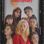 CLC、デビュー5周年を迎え記念イメージを公開