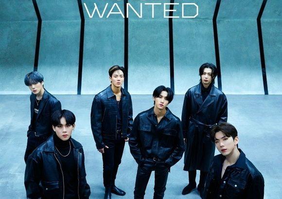 MONSTA X 日本9thシングル「WANTED」を3月10日にリリース!