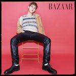 MONSTA X ショヌ&ミニョク&ジュホン 「Harper's BAZAAR Korea」グラビアを公開