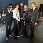元2NE1のCL&BlockBジコと記念ショット!EPIK HIGH、新曲「ROSARIO」MVビハインドカットを公開