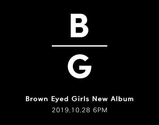 Brown Eyed Girls ニューアルバムでカムバック!