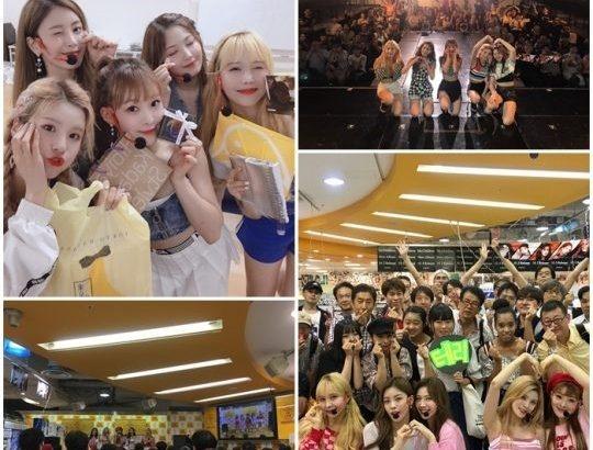 新人ガールズグループNeonPunch、日本デビューショーケースを開催