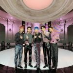 NU'EST、テレビ朝日系「BREAK OUT」に出演、新曲『INSIDE OUT』を披露