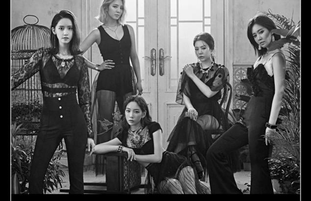 少女時代-Oh!GG、1stシングル「Lil' Touch」ジャケットイメージ公開