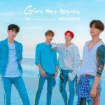 VAV ニューシングル「Give me more」グループフォトを公開
