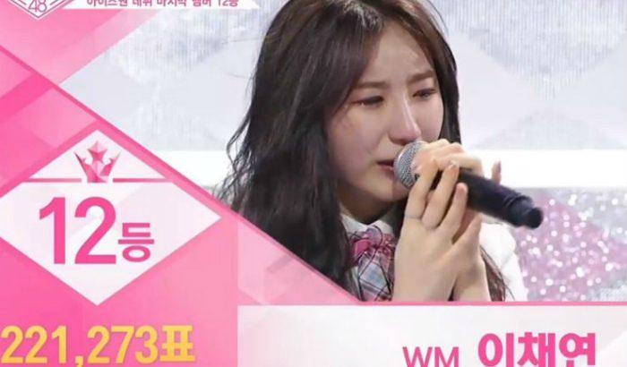 「PRODUCE48」日韓デビューメンバー12人が決定!グループ名は「IZONE」