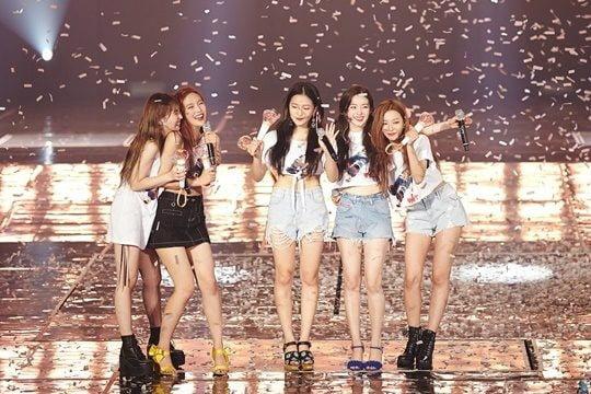 Red Velvet、ソウルでのコンサートが大盛況!