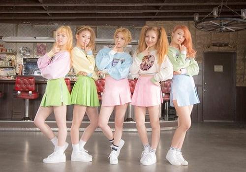 Red Velvet プロフィール