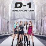 BLACKPINK、ニューアルバム「KILL THIS LOVE」D-1ポスターを公開