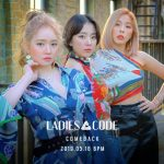 LADIES CODE 5月16日にカムバック決定!予告イメージ公開