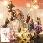 TWICE、日本2ndアルバム「&TWICE」ジャケットイメージを公開