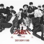 TEENTOPの弟グループ「UP10TION」、デビューアルバムジャケットを公開