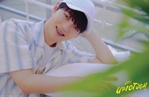 UP10TION、フォトエディションアルバムの予告イメージを公開