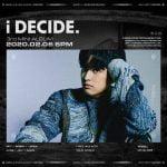 iKON 3rdミニアルバム「i DECIDE.」トラックリストやタイトル曲『Dive』コンセプトポスター公開