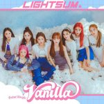 CUBEの新人ガールズグループLIGHTSUM、デビューシングル「Vanilla」コンセプトイメージ第2弾を公開