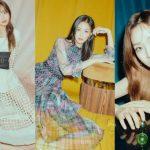 今月の少女(LOONA)チュウ、ヒョンジン、ゴウォン、ヒジン、キム・リプ、チェリ、ニューミニアルバム「&」コンセプトフォトを公開