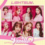 CUBEの新人ガールズグループLIGHTSUM、デビューシングル「Vanilla」コンセプトイメージを公開