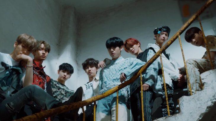 新人ボーイズグループEPEX、デビューアルバムのタイトル曲『Lock Down』M/V予告映像を公開