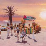 TWICE、ニューアルバム「Taste of Love」のタイトル曲『Alcohol-Free』M/V公開