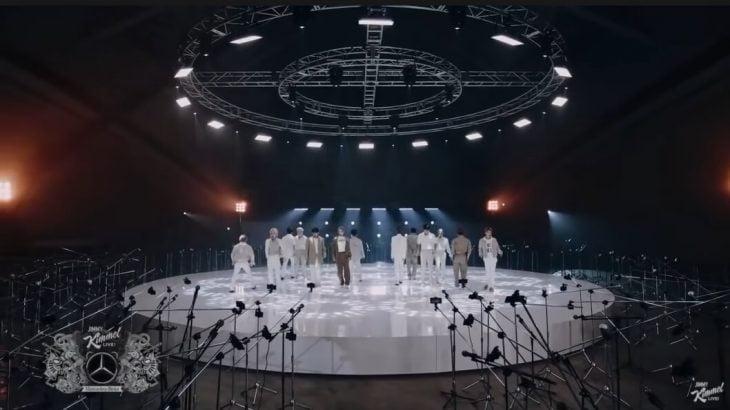 SEVENTEEN、米ABCの有名トークショー「ジミー・キンメル・ライブ!」に初出演!