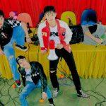 SHINee、日本オリジナルアルバムのタイトル曲『SUPERSTAR』MV予告映像を公開