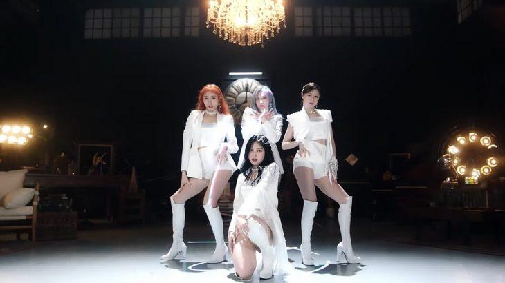 新人ガールズグループSKYLE、デビュー曲『FLY UP HIGH』M/V公開