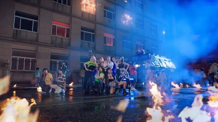 PURPLE K!SS、2ndミニアルバムのタイトル曲『Zombie』M/V公開