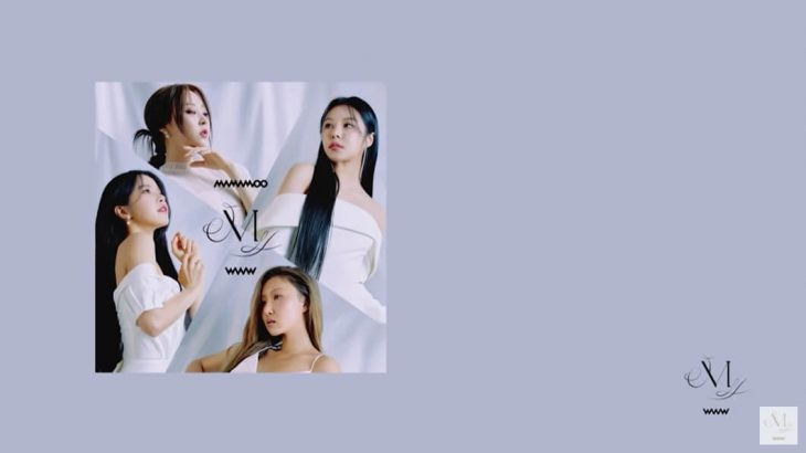 MAMAMOO、新曲『Where Are We Now –Japanese ver.-』リリックビデオ公開